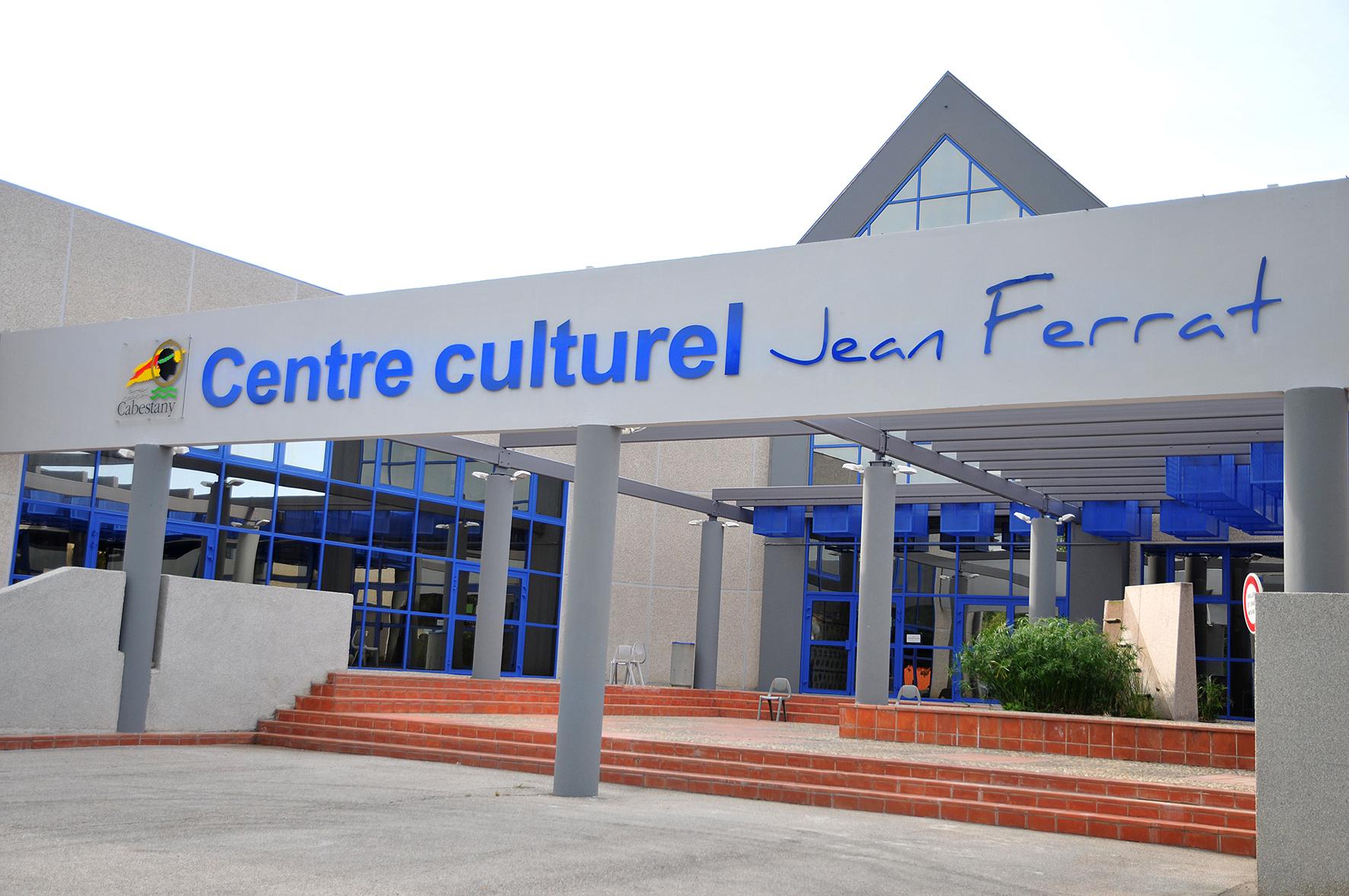 Ville de Cabestany :: Centre culturel Jean Ferrat