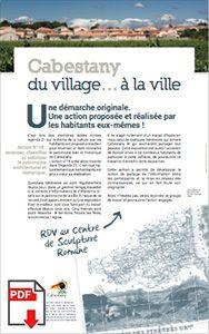 Du village à la ville - Ouvrir le PDF